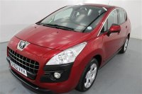 Peugeot 3008 1.6 HDI ACTIVE 5 DOOR ESTATE, CRUISE CONTROL, AIR CON, ALLOYS