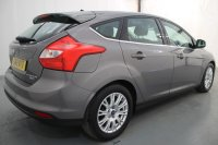 Ford Focus 1.6 TDCI TITANIUM HATCHBACK 5 DOORS, SPORTS SEATS, CRUISE CONTROL, LUMBAR SUPPORT, FRONT FOG LIGHTS, CLIMATE CONTROL, TRACTION CONTROL, AIR CON, ALLOY WHEELS, ABS