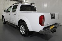 Nissan Navara 2.5 DCI TEKNA 4X4 SHR DCB PICK UP, CRUISE CONTROL, CLIMATE CONTROL, ALLOYS, 2 SERVICE STAMPS