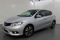 Nissan Pulsar 1.5 N-TEC DCI 5 DR, CRUISE CONTROL, AIR CON, PARKING SENSORS, SAT NAV, ALLOYS