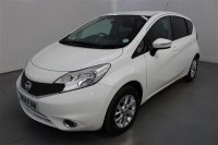 Nissan Note 1.5 DCI ACENTA MPV 5 DOOR, AIR CONDITIONING, PRIVACY GLASS, CRUISE CONTROL, ALLOY WHEELS, ** ZERO CAR TAX **