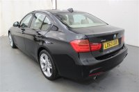 BMW 3 Series 2.0 320D XDRIVE M SPORT SALOON 4 DOOR, BMW BUSINESS MEDIA PACKAGE, PARKING SENSORS, LEATHER, SPORTS SEATS, AIR CONDITIONING, CRUISE CONTROL, ALLOY WHEELS