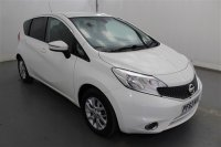 Nissan Note 1.5 DCI ACENTA PREMIUM MPV 5 DOOR, SAT NAV, CLIMATE CONTROL, PRIVACY GLASS, ALLOY WHEELS