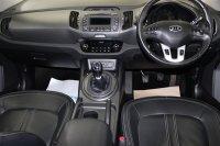 Kia Sportage 1.7 CRDI 3 5 DR ESTATE, LEATHER, ELECTRIC SUNROOF, PARKING SENSORS, CRUISE CONTROL, AIR CON, HEATED SEATS, ALLOYS