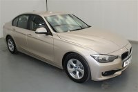 BMW 3 Series 2.0 320D EFFICIENTDYNAMICS 4 DR, PARKING SENSORS, CLIMATE CONTROL, AUTO ON HEADLAMPS, ALLOYS