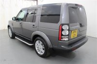 Land Rover Discovery 3.0 SDV6 COMMERCIAL XS AUTOMATIC, SEAT CONVERSION, SAT NAV, FULL LEATHER, HEATED ELECTRIC SEATS, HEATED STEERING WHEEL, PARKING SENSORS, CRUISE CONTROL, RUNNING BOARDS, CLIMATE CONTROL **A VERY FINE EXAMPLE**