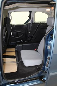 Peugeot Partner 1.6 TEPEE ACTIVE MPV 5 DR, DISABLED WHEELCHAIR ACCESS, AIR CONDITIONING, CRUISE CONTROL