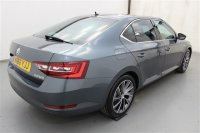 skoda Superb 2.0 LAURIN AND KLEMENT TDI DSG AUTO 5 DR  **VAT QUALIFYING**  LEATHER TRIM, PRIVACY GLASS, ELECTRIC FRONT SEATS, HEATED FRONT SEATS, DRIVERS SEAT MEMORY, CRUISE CONTROL, CLIMATE CONTROL,PARKING SENSORS, SAT NAVIGATION, 18 INCH ALLOY WHEELS