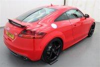 Audi TT 2.0 TFSI QUATTRO S LINE SEMI AUTO COUPE 2 DR PEARL EFFECT PAINT, COMFORT PACKAGE, SAT NAVIGATION, CLIMATE CONTROL, MOBILE PRE, AUDI MUSIC INTERFACE, FRONT FOGGS,  BLACK ALLOYS