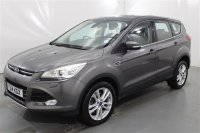 Ford Kuga 2.0 TITANIUM X TDCI 5 DR LEATHER TRIM, HEATED SEATS, LUMBAR SUPPORT CRUISE CONTROL, CLIMATE CONTROL, ALLOY WHEELS