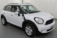 MINI Countryman 1.6 COOPER 5 DR, * ONLY 349 MILES * PANORAMIC ROOF, LEATHER TRIM, SPORTS SEATS, INTERIOR LIGHTS PACKAGE, DOOR ELLIPSE & DOWNTUBES - PIANO BLACK, 2 SPOKE LEATHER STEERING WHEEL, MIRROR CAPS IN BODY COLOUR, FRONT FOG-LIGHTS, ALLOYS