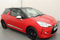 Citroen DS3 1.6 THP DSPORT PLUS 3 DR LEATHER AIR CONDITIONING, CRUISE CONTROL, PARKING SENSORS, FRONT FOG LIGHTS, ALLOY WHEELS