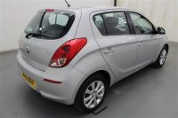 Hyundai i20 1.2 ACTIVE 5 DR AIR CONDITIONING, PARKING SENSORS, FRONT FOG LIGHTS, ALLOY WHEELS