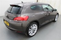 Volkswagen Scirocco 2.0 GT TDI BLUEMOTION TECHNOLOGY DSG 2 DR COUPE SPORTS SEATS, CLIMATE CONTROL, FRONT FOGS,ALLOY WHEELS