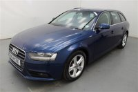 Audi A4 2.0 AVANT TDI SE TECHNIK 5 DR ESTATE, REAR ENTERTAINMENT, POWERED BOOT LID, INTERIOR LIGHTS PACKAGE, ATRIUM CLOTH SPORTS SEATS, ELECTRIC LUMBAR SUPPORT FOR FRONT SEATS, STORAGE PACK,  CRUISE CONTROL