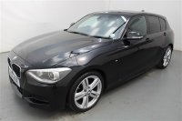 BMW 1 Series 2.0 116D M SPORT 5 DR, VISIBILITY PACKAGE, SUN PROTECTION GLASS, RAIN SENSORS WITH AUTO LIGHT ACTIVATION, AIR CONDITIONING, AUTO CLIMATE CONTROL, MEDIA CONNECTIVITY, REAR PARKING SENSORS