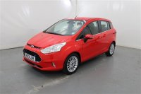 Ford B-Max 1.6 TITANIUM TDCI 5 DR MPV, AIR CONDITIONING, HEATED FRONT SCREEN, AUTOMATIC LIGHTS, REAR PARKING SENSORS, MEDIA CONNECTIVITY