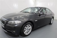 BMW 5 Series 3.0 530D SE AUTOMATIC 4 DR SALOON, SOPHISTO GREY XIRALLIC, BUSINESS NAVIGATION SYSTEM, BLACK DAKOTA LEATHER, BLACK TRIM - HIGH GLOSS, HEATED FRONT SEATS, BMW CONNECTED DRIVE ASSIST AND ONLINE, AIR CONDITIONING, CRUISE CONTROL, ALLOYS
