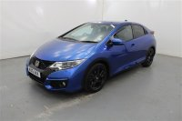 Honda Civic 1.6 I-DTEC SPORT NAVI 5 DR, STA NAV FUNCTIONING, AIR CONDITIONING, AUTO CLIMATE CONTROL, CRUISE CONTROL, FRONT AND REAR PARKING SENSORS, STOP/START