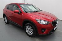 Mazda CX-5 2.2 D SE-L LUX NAV 5 DR ESTATE, SAT NAV, LEATHER, SUNROOF, PARKING SENSORS, HEATED FRONT SEATS, CLIMATE CONTROL, AUTO LIGHTS AND WIPERS, PRIVACY GLASS, CRUISE CONTROL, 17 INCH ALLOY WHEELS