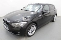 BMW 1 Series 2.0 118D SE 5 DR, DRIVERS COMFORT PACKAGE, REAR PARKING SENSORS, SUN PROTECTION PACK, SERVOTRONIC STEERING, AIR CONDITIONING, PRIVACY GLASS, 17 INCH LIGHT Y STYLE ALLOY WHEELS