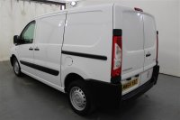 Peugeot Expert 1.6 HDI 1000 L1H1 PROFESSIONAL, DOUBLE REAR BARN DOOR, NEARSIDE SLIDING LOADING DOOR, OFFSIDE SLIDING LOADING DOOR, INTERNAL SHELVING/RACKING, PLY LINING, AIR CONDITIONING, ELECTRIC WINDOWS