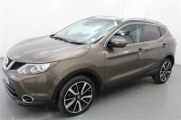 Nissan Qashqai 1.5 DCI TEKNA 5 DR, SAT NAV, PARKING SENSORS, LEATHER, HEATED SEATS, ELECTRIC FRONT SEATS, CLIMATE CONTROL, CRUISE CONTROL, ALLOY WHEELS