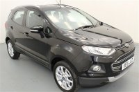 Ford EcoSport 1.5 TITANIUM X-PACK TDCI 5 DR, CLIMATE CONTROL, LUMBAR SUPPORT, FRONT FOG-LIGHTS, ROOF RAILS, ALLOYS
