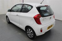 Kia Picanto 1.0 VR7 5 DR, AIR CONDITIONING, REAR PARKING SENSORS, ALLOYS