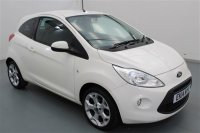 Ford Ka 1.2 ZETEC 3 DR, AIR CONDITIONING, ALLOY WHEELS