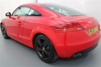 Audi TT 2.0 TDI QUATTRO COUPE 3 DR, CLIMATE CONTROL, PART LEATHER, HEATED SEATS, SPORTS SEATS, ALLOY WHEELS