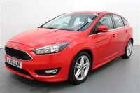 "Ford Focus 1.6 ZETEC S TDCI, 5 DOORS, AIR CONDITIONING, 17"" ALLOY WHEELS, PARKING SENSORS, HEATED FRONT SCREEN, £20 RFL"