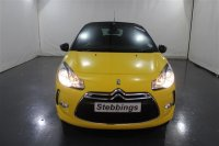 "Citroen DS3 1.6 E-HDI AIRDREAM DSTYLE PLUS, FREE TAX, CONVERTIBLE 3 DOORS, CLIMATE CONTROL, PARKING SENSORS, 17"" ALLOYS, PRIVACY GLASS"