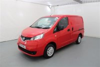 Nissan NV200 1.5 DCI TEKNA CAR DERIVED VAN, AIR CONDITIONING, PLY LINING, NEARSIDE AND OFFSIDE SLIDING LOADING DOORS, REAR DOUBLE BARN DOOR, ALLOY WHEELS