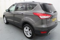 Ford Kuga 2.0 TITANIUM X TDCI 5 DR, LEATHER, HEATED SEATS, ELECTRIC DRIVERS SEAT, LUMBAR SUPPORT, CLIMATE CONTROL, CRUISE CONTROL, ALLOY WHEELS