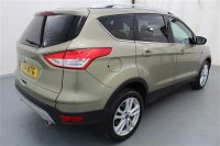 Ford Kuga 2.0 TITANIUM X TDCI HATCHBACK 5 DR, LEATHER, HEATED SEATS, ELECTRICALLY ADJUSTABLE DRIVERS SEAT, CLIMATE CONTROL, SPORTS SEATS, LUMBAR SUPPORT, CRUISE CONTROL, ALLOY WHEELS
