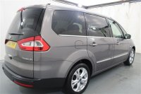 Ford Galaxy 2.0 TITANIUM TDCI 5 DR SPORTS SEATS, PARKING SENSORS, LUMBAR SUPPORT, CRUISE CONTROL, CLIMATE CONTROL, TRACTION CONTROL, ABS, ALLOY WHEELS