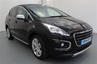 Peugeot 3008 1.6L E-HDI ALLURE 5 DR PARKING SENSORS, LUMBAR SUPPORT, CRUISE CONTROL, FRONT FOG LIGHTS, CLIMATE CONTROL, TRACTION CONTROL, ALLOY WHEELS, ABS