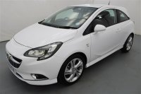 Vauxhall Corsa 1.4 SRI VX-LINE 3 DR, AIR CONDITIONING, AUTO LIGHTS, PRIVACY GLASS, MEDIA INTERFACE, CRUISE CONTROL, 17 INCH ALLOY WHEELS