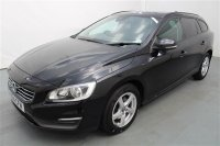 Volvo V60 1.6 D2 BUSINESS EDITION ESTATE 5 DR, SAT NAV, PARKING SENSORS, PRIVACY GLASS, CLIMATE CONTROL, ALLOY WHEELS