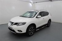 Nissan X-Trail 1.6L DCI TEKNA 5 DR, 4 x 4, 7 SEATER, SATELLITE NAVIGATION , PARKING SENSORS, LUMBAR SUPPORT, HEATED SEATS, FRONT FOG LIGHTS, ELECTRIC SUNROOF, ELECTRIC DRIVERS SEAT, CLIMATE CONTROL, CRUISE CONTROL, TRACTION CONTROL, ALLOY WHEELS, ABS
