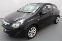 Vauxhall Corsa 1.2L EXCITE AC 3 DR HEATED SEATS, HEATED MIRRORS, FRONT FOG LIGHTS, CRUISE CONTROL, TRACTION CONTROL, ALLOY WHEELS, ABS