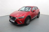 Mazda CX-3 2.0L SPORT NAV 5 DR MEDIA CONNECTIVITY, SATELLITE NAVIGATION, REVERSING CAMERA, REAR PARKING SENSORS, TRACTION CONTROL, AUTOMATIC CLIMATE CONTROL, HEATED SEATS, CRUISE CONTROL, ALLOY WHEELS, ABS