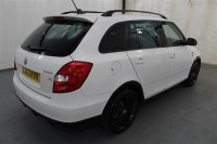 skoda Fabia 1.2L MONTE CARLO TECH TSI 5 DR SATELLITE NAVIGATION, MEDIA CONNECTIVITY, SPORTS SEATS, REVERSING CAMERA, REAR PARKING SENSORS, PRIVACY GLASS, TRACTION CONTROL, FRONT FOG LIGHTS, ROOF RAILS, HEATED MIRRORS, ALLOY WHEELS, AIR CON, ABS