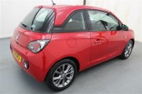Vauxhall Adam 1.2 JAM HATCHBACK 3 DR, AIR CONDITIONING, CRUISE CONTROL, ALLOY WHEELS