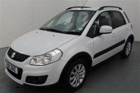 Suzuki SX4 1.6 X-EC HATCHBACK 5 DR, SATELLITE NAVIGATION, AIR CONDITIONING, ALLOY WHEELS