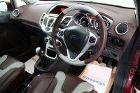 Ford Fiesta 1.6 TITANIUM HATCHBACK 3 DOOR, LEATHER, AIR CONDITIONING, ALLOY WHEELS