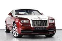 Used Rolls Royce Wraith Leven Car Company