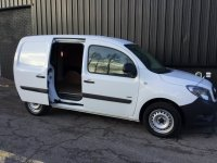 Mercedes-Benz Citan 1.5 CDI BlueEFFICENCY 109 Compact Panel Van 3dr