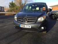 Mercedes-Benz Citan Traveliner 111 Extra Long M1 1.5dCi 110 SS 5Seat 6Spd
